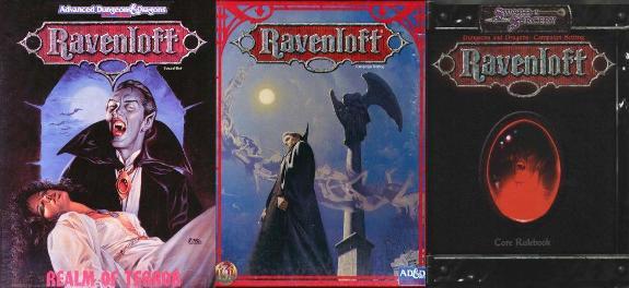 Háttérelmélkedések - Ravenloft