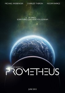 Alien 5: Prometheus Logo