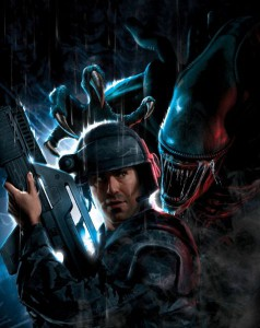 Aliens: Colonial Marines az E3-on