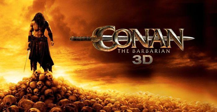 Conan, a Barbár 3D-ben