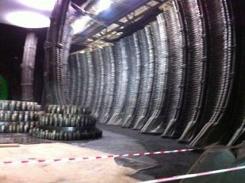 Alien: Prometheus forgatás Izlandon