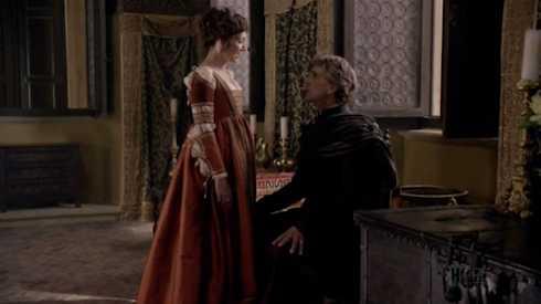 Borgiák 1x04 - Lucrezia esküvője