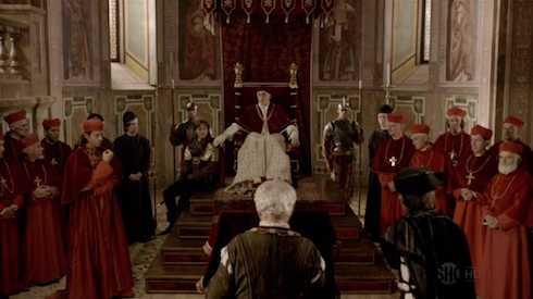 Borgiák 1x06 - A francia király 2.