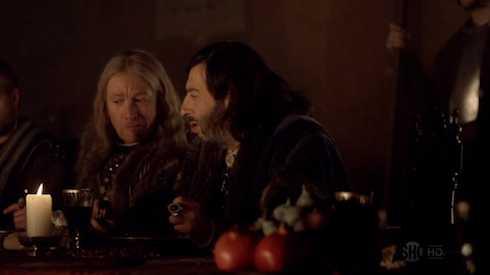 Borgiák 1x07 Halál fehér lovon 7