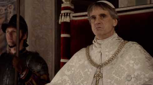 Borgiák 1x07 Halál fehér lovon 8