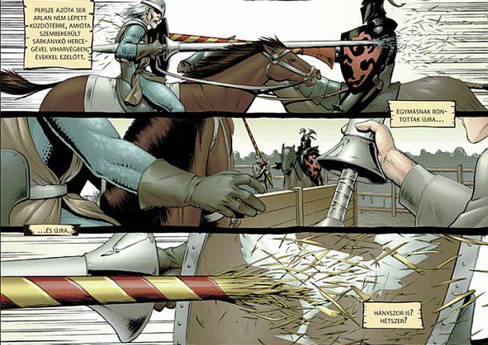 Trónok Harca: Kóbor Lovag #3